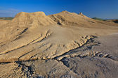 Mud Volcanoes in Buzau, Romania — Stock Photo
