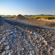 Mud Volcanoes in Buzau, Romania — Stock Photo #8730029