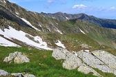 горный хребет — Стоковое фото