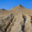 Mud Volcanoes in Buzau, Romania — Stock Photo #9661396