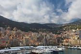 City of Monaco — Stock Photo