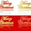 Christmas Greeting Card Elements — Stock Photo #8073427