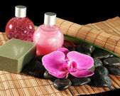 Spa products — Stock Photo