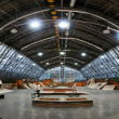 Stock Photo: Skate park panorama