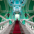 Stock Photo: Stairway in russipalace