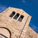 Grado, church of Santa maria delle Grazie — Stock Photo #9029357