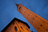 The historical center of Pordenone — Stock Photo