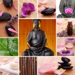 BuddhZen AsiCollage — Stock Photo #9042687