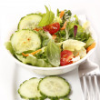 fresh salad&quot — Stock Photo #8542438