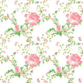 Provance flower seamless pattern backgorund — Stock Photo