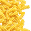 Closeup of italian pasta — Stock Photo #9657297