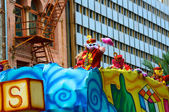 Mardi Gras Parade — Stock Photo