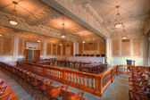 Courtroom — Stock Photo