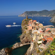 Vernazza, Cinque Terre — Stock Photo #8476407