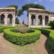 Palatine Hill Aviaries — Stock Photo