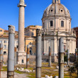 Trajan's Column (Colonna Traiana) — Stock Photo