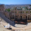 Acropolis theatre — Stock Photo #8534472