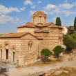 Stock Photo: Church of Holy Apostles, Athena, Greece