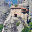 Monastery Agios Nicolaos, Meteora, Greece — Stock Photo #8534953