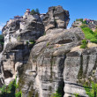 Stockfoto: Monastery of Barlaam, Greece. Meteora