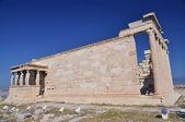 The Erechtheum, Athena, Greece — Stock Photo