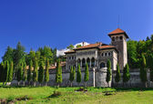 Cantacuzio Castle, Busteni, Romania — Stock Photo