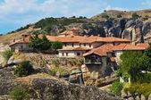 Holy Trinity Rock Monastery, Meteora, Greece — Stock Photo