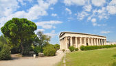 The temple of Hephaestus, Athena, Greece — Stock Photo