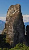 Huge rock at Meteora, Greece — Stockfoto