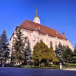 THE ST MIHAIL CHURCH, CLUJ, ROMANIA — Stock Photo