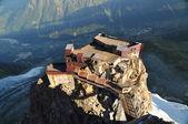 Aiguille du midi-seilbahn — Stockfoto
