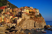 Manarola landscape — Stock Photo