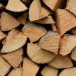 Stacked firewood — Stock Photo #8767169