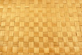 Natural basket weave, texture — Stock Photo