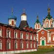 Great monasteries of Russia — Stock Photo
