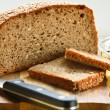 Hausgemachte Brot - Stock Photo