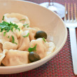 Pelmeni - Stock Photo