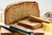 Hausgemachte Brot — Stock Photo
