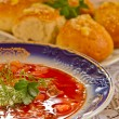 Royalty-Free Stock Photo: Russian-ukraine cuisine - borsch