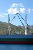 Cargo shipping — Stock Photo