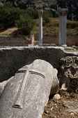 The ruins of Philippi — Stock Photo
