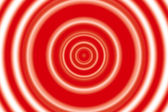 Red rings background — Stock Photo