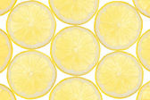 Lemon fruit background — Stock Photo
