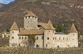 Castel mareccio bolzano i̇talya — Stok fotoğraf
