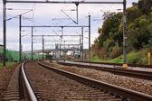 Empty Railway — Stock Photo