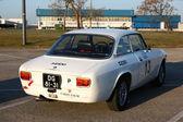 MARINHA GRANDE, PORTUGAL - FEBRUARY 11: A Alfa Romeu 1750 GTV parked during — Stock Photo