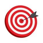 Target board — Stock Vector