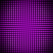 Purple lights background - Stock Photo