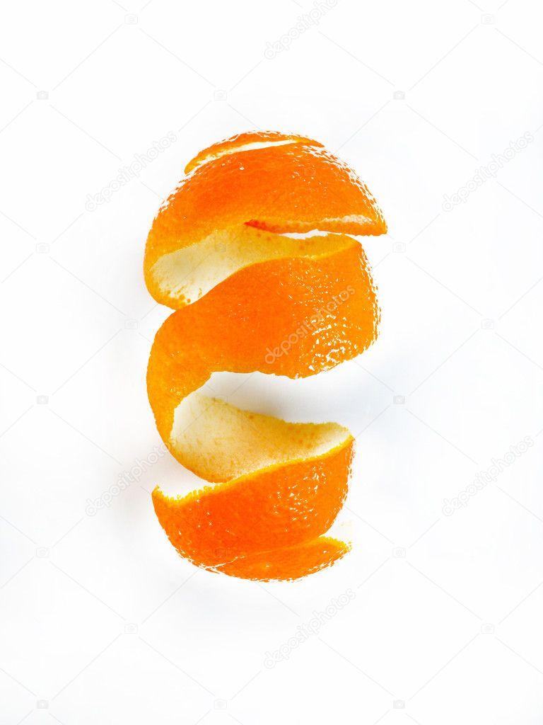 цедра апельсина свойства