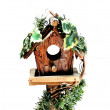 Birdhouse — Stock Photo #10505416